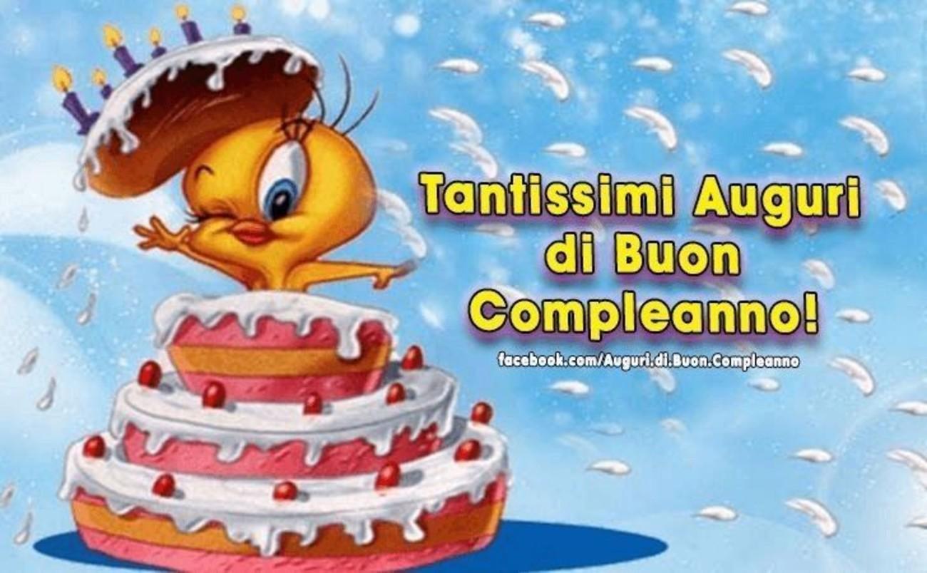 Buon Compleanno Amico Buongiorno Immagini It