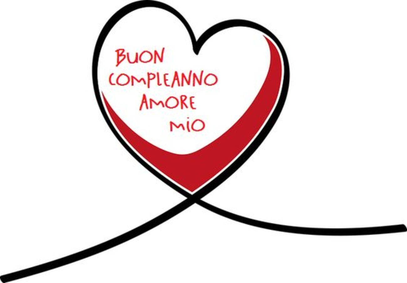Buon Compleanno Amore Mio Foto Buongiorno Immagini It