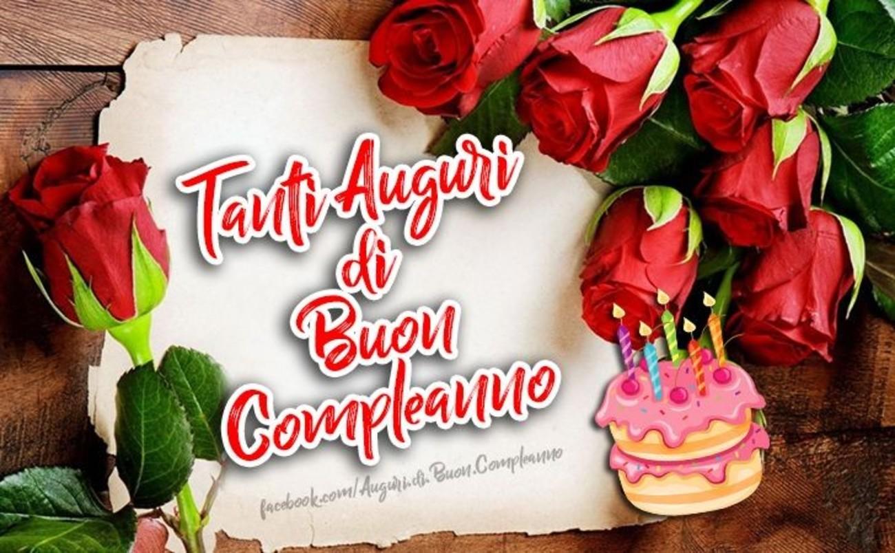 Buon Compleanno Immagini 196 Buongiorno Immagini It