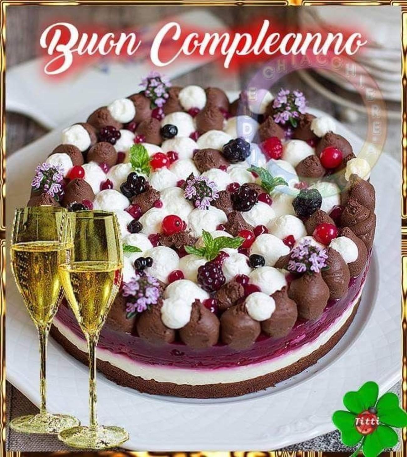 Buon Compleanno Immagini Da Condividere Gratis Buongiorno