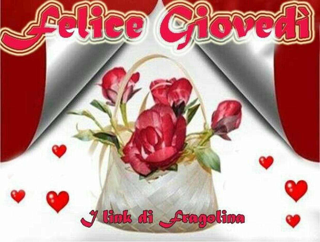 Buon Giovedi Amore Mio 139 Buongiorno Immagini It