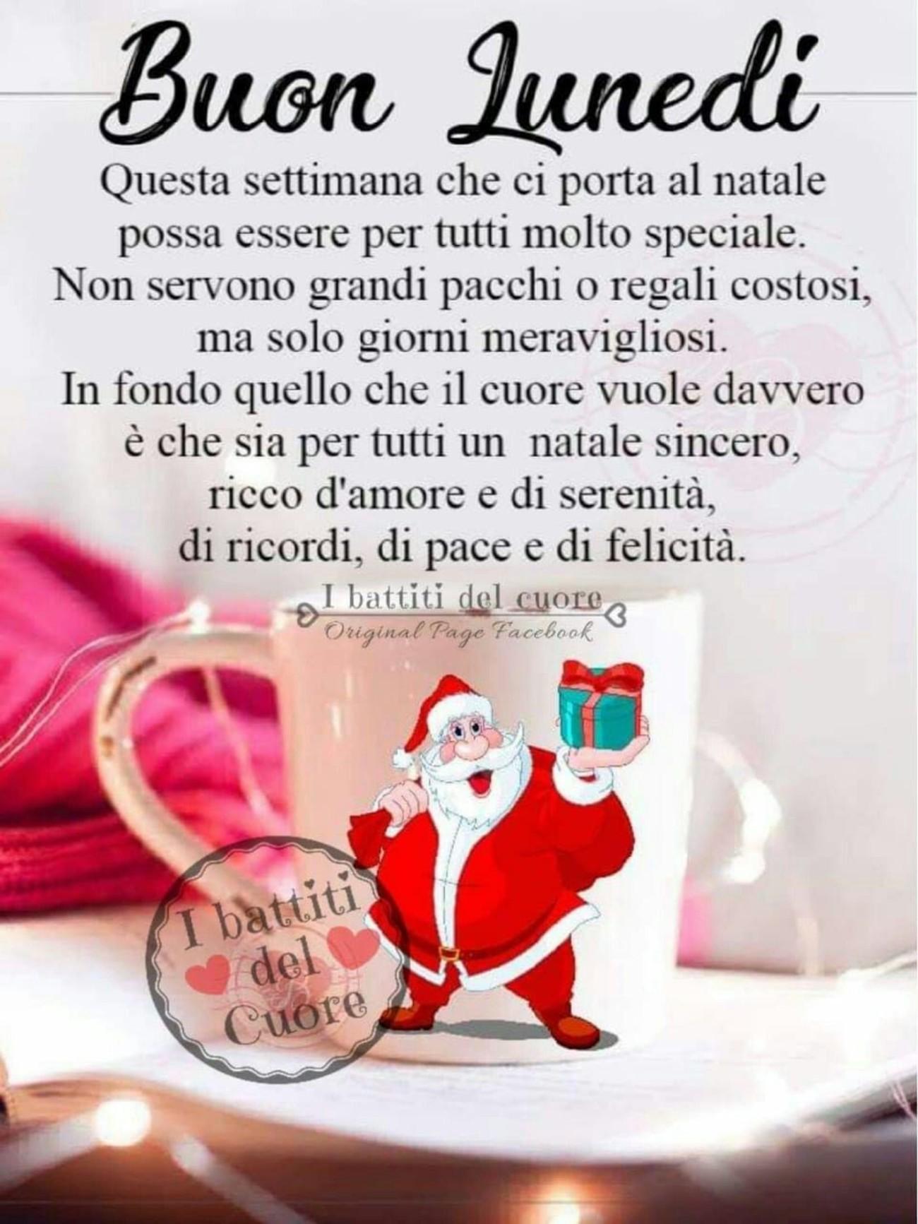 Buon Lunedi Settimana Di Natale 63 Buongiorno Immagini It