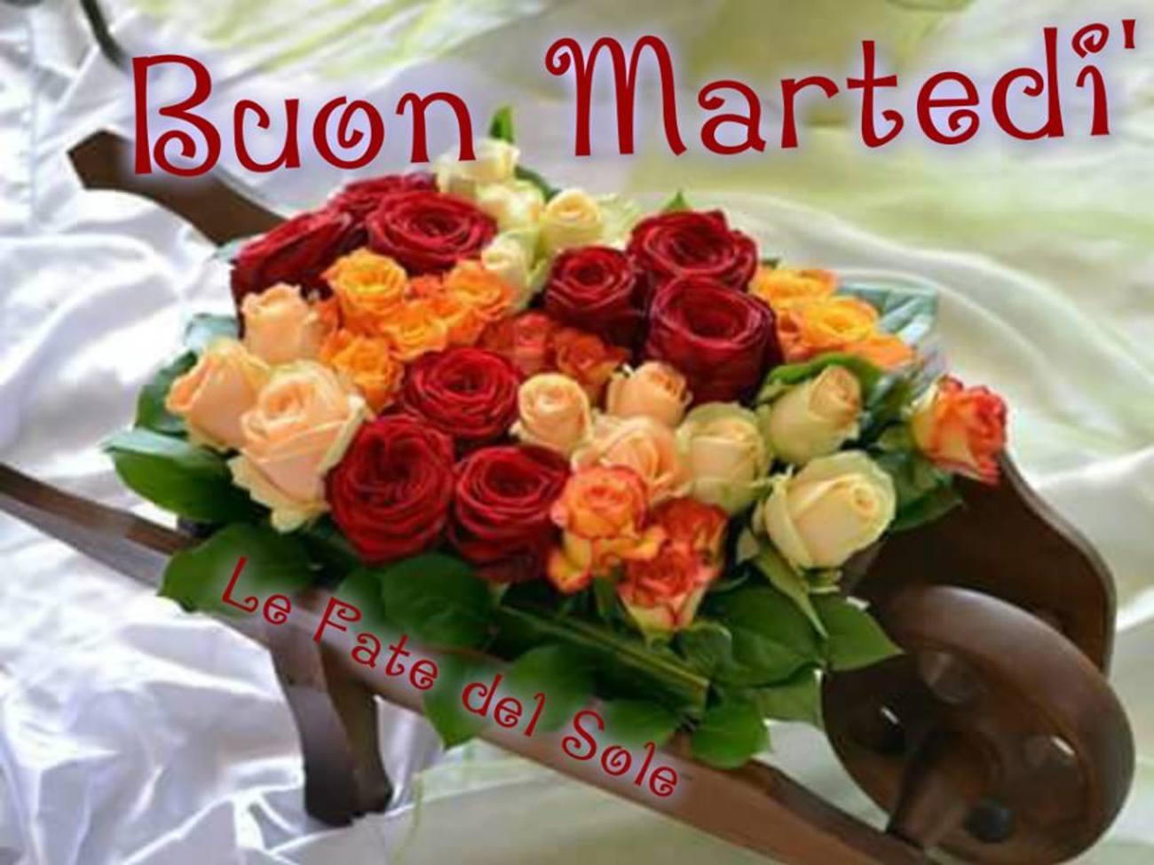 Buon Martedì Immagini Belle Buongiorno Immaginiit
