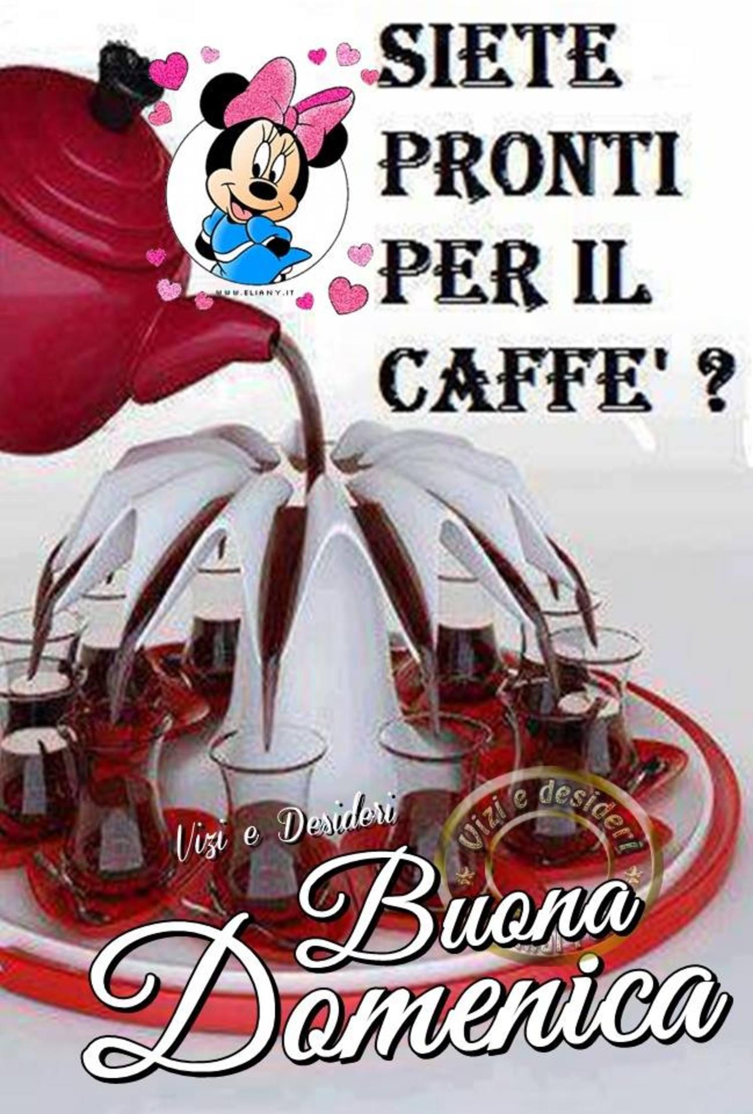 Buona Domenica caffè 97