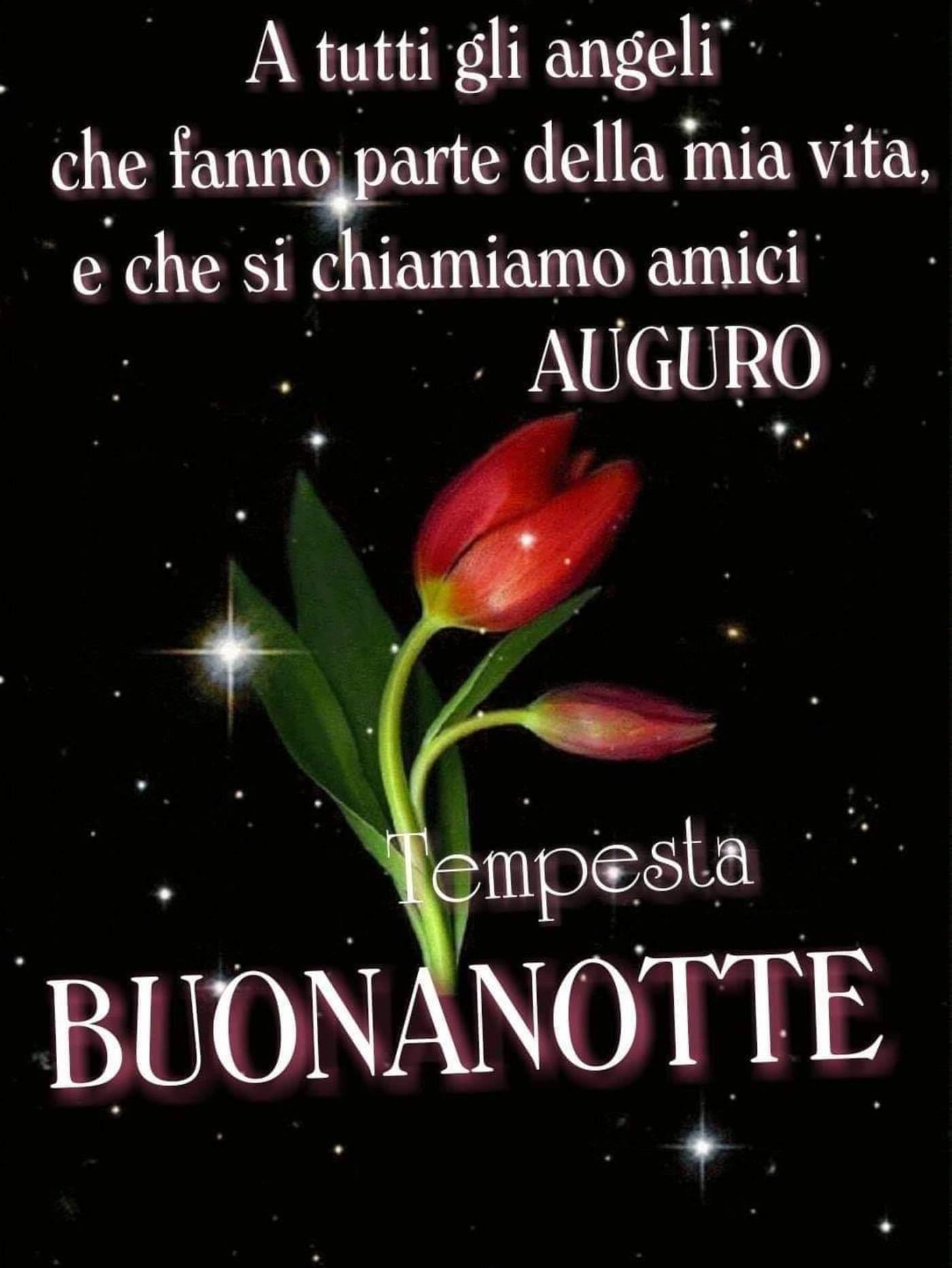 Buonanotte Con Affetto Buongiorno Immagini It