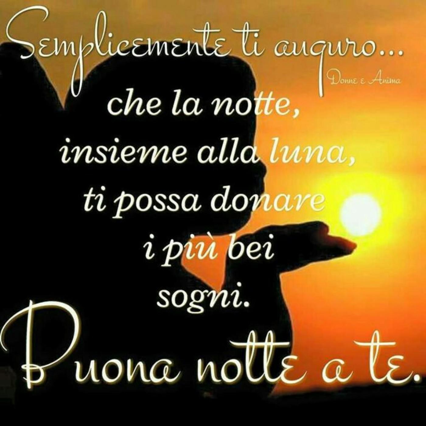 Buonanotte E Sogni D Oro Immagini Nuove Buongiorno Immagini It