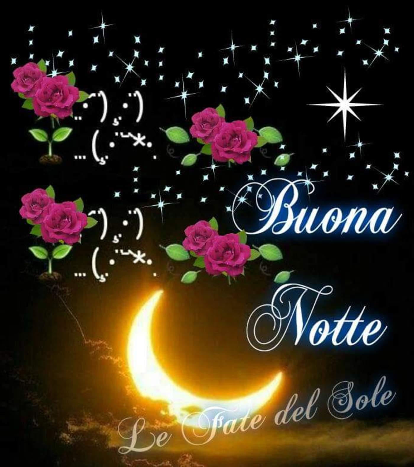 Buonanotte X Amici Speciali Buongiorno Immagini It