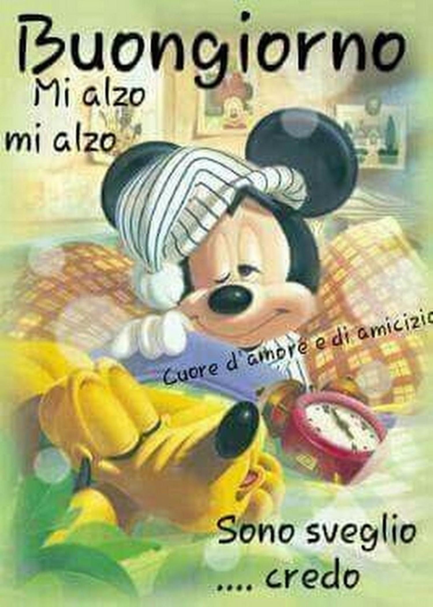 Buongiorno Disney Pinterest Buongiorno Immagini It