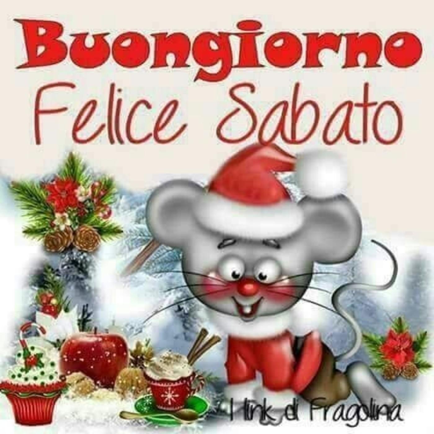 Buongiorno Felice Sabato Natalizio 71 Buongiorno Immagini It