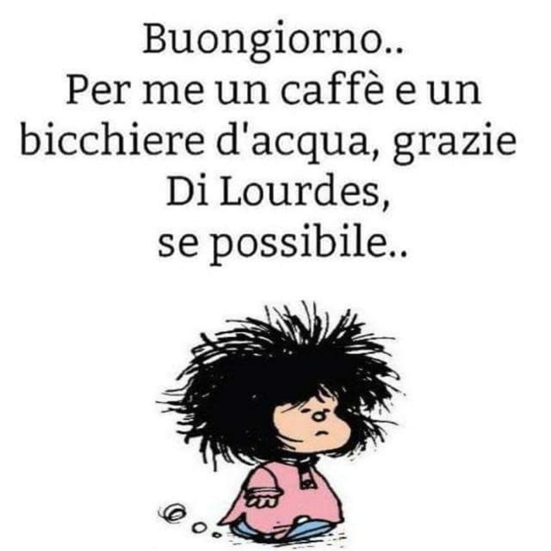 Buongiorno Mafalda belle immagini 3