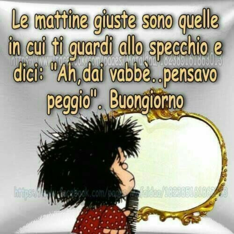 Buongiorno Mafalda Divertenti 12 Buongiorno Immagini It