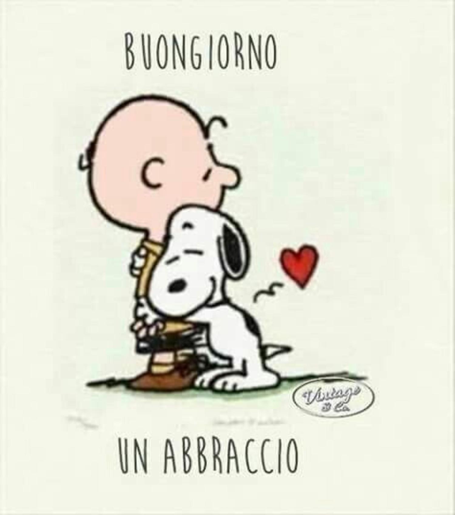 Buongiorno Snoopy Pinterest 26