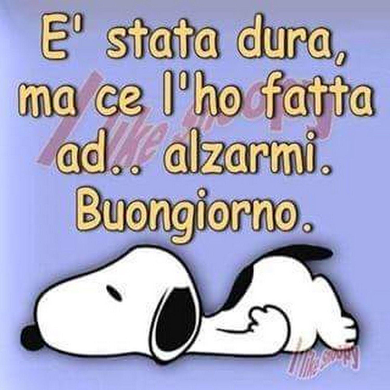 Buongiorno Snoopy Pinterest 28