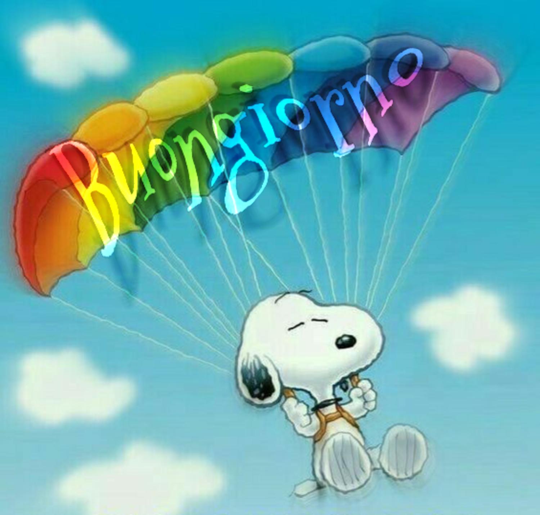 Buongiorno Snoopy Pinterest 3
