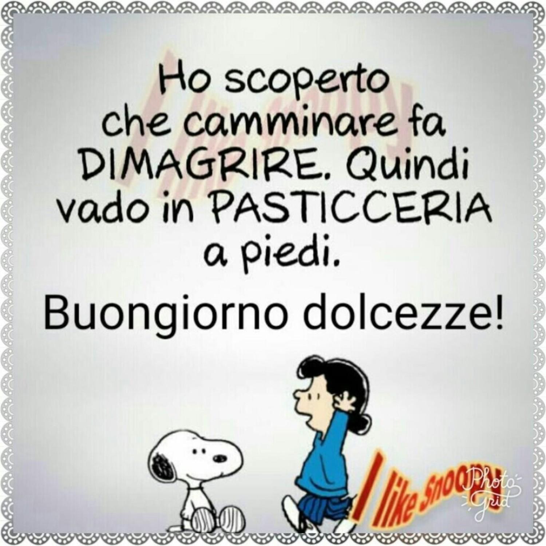 Buongiorno Snoopy immagini Facebook 33