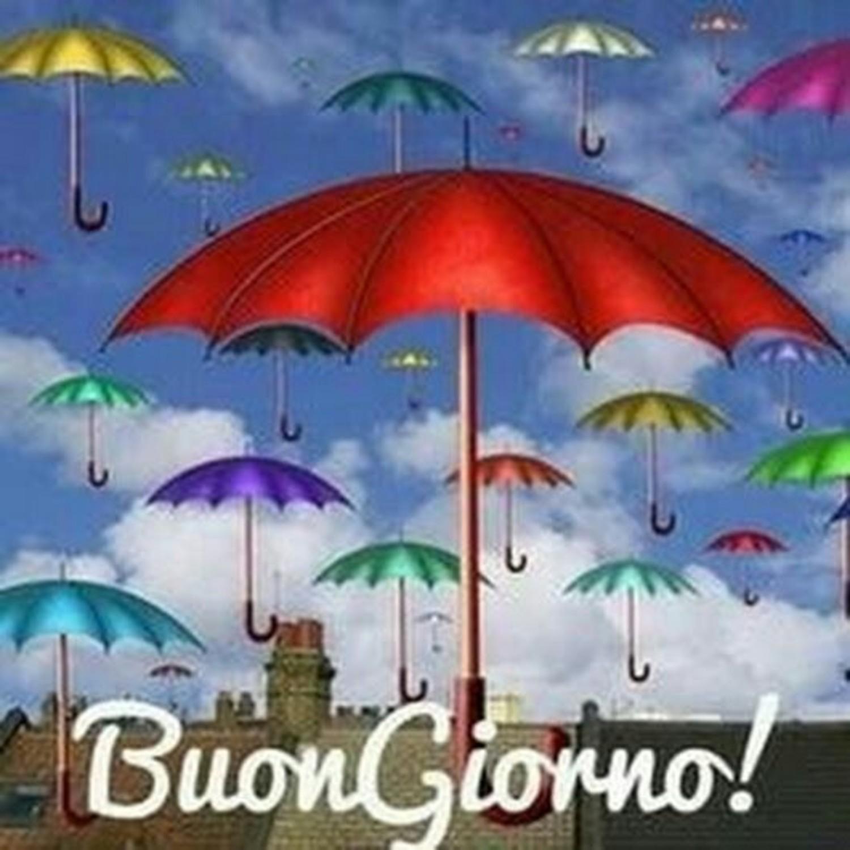 Buongiorno con l'ombrello 11
