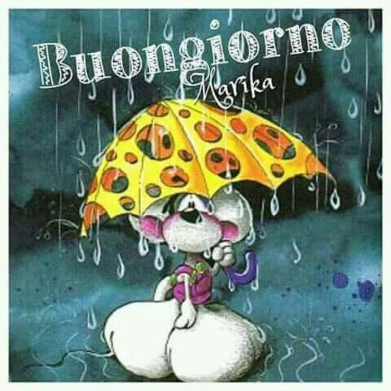 Buongiorno piove Diddle 90