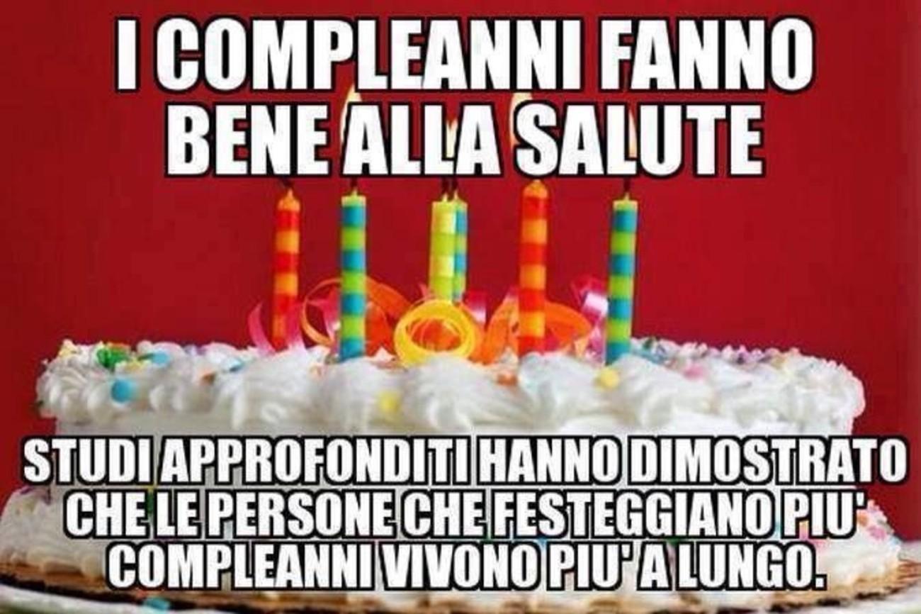 Immagini di Buon Compleanno da mandare su Facebook 313