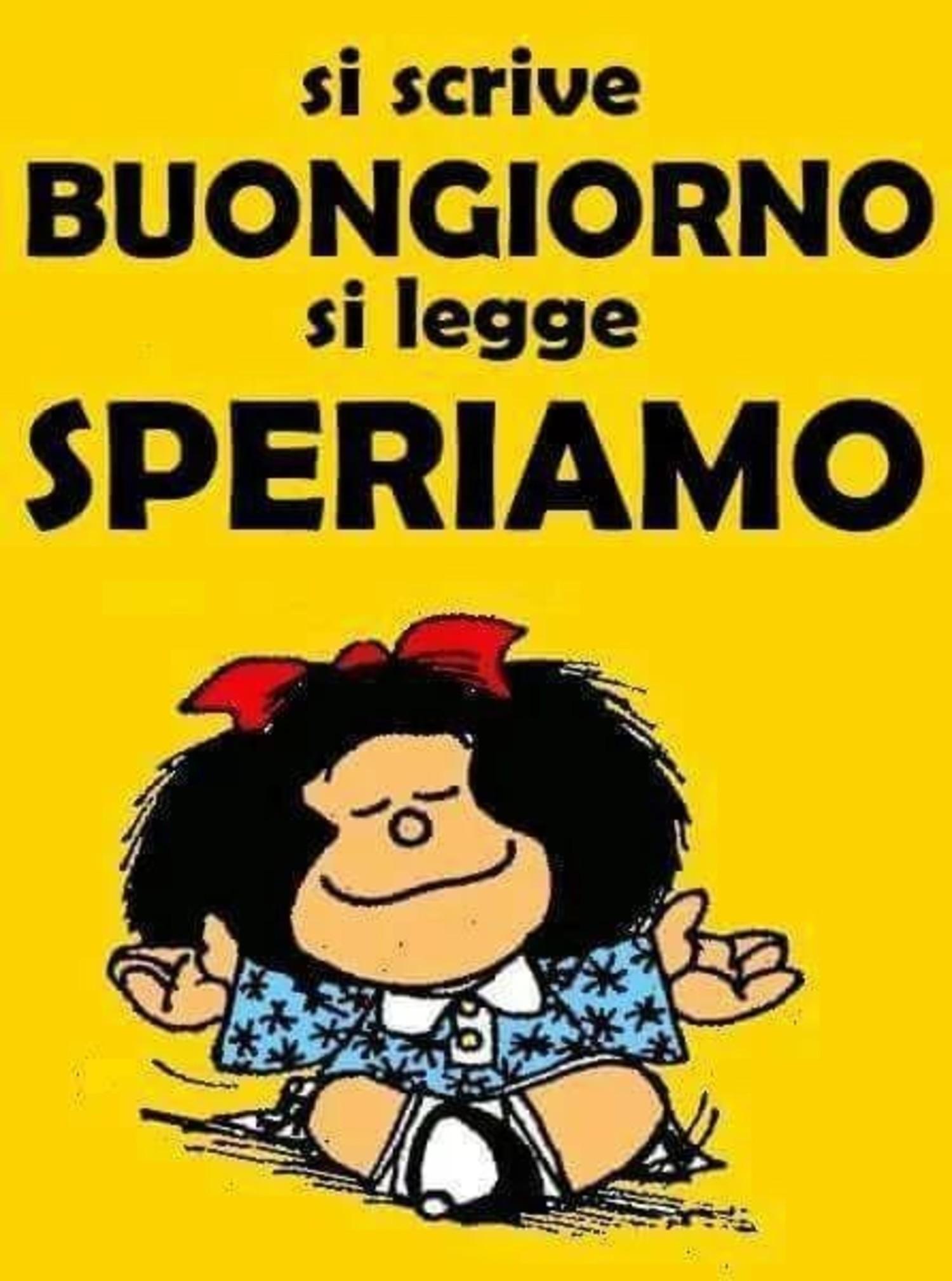 Buongiorno Con Mafalda Archives Pagina 2 Di 3 Buongiorno