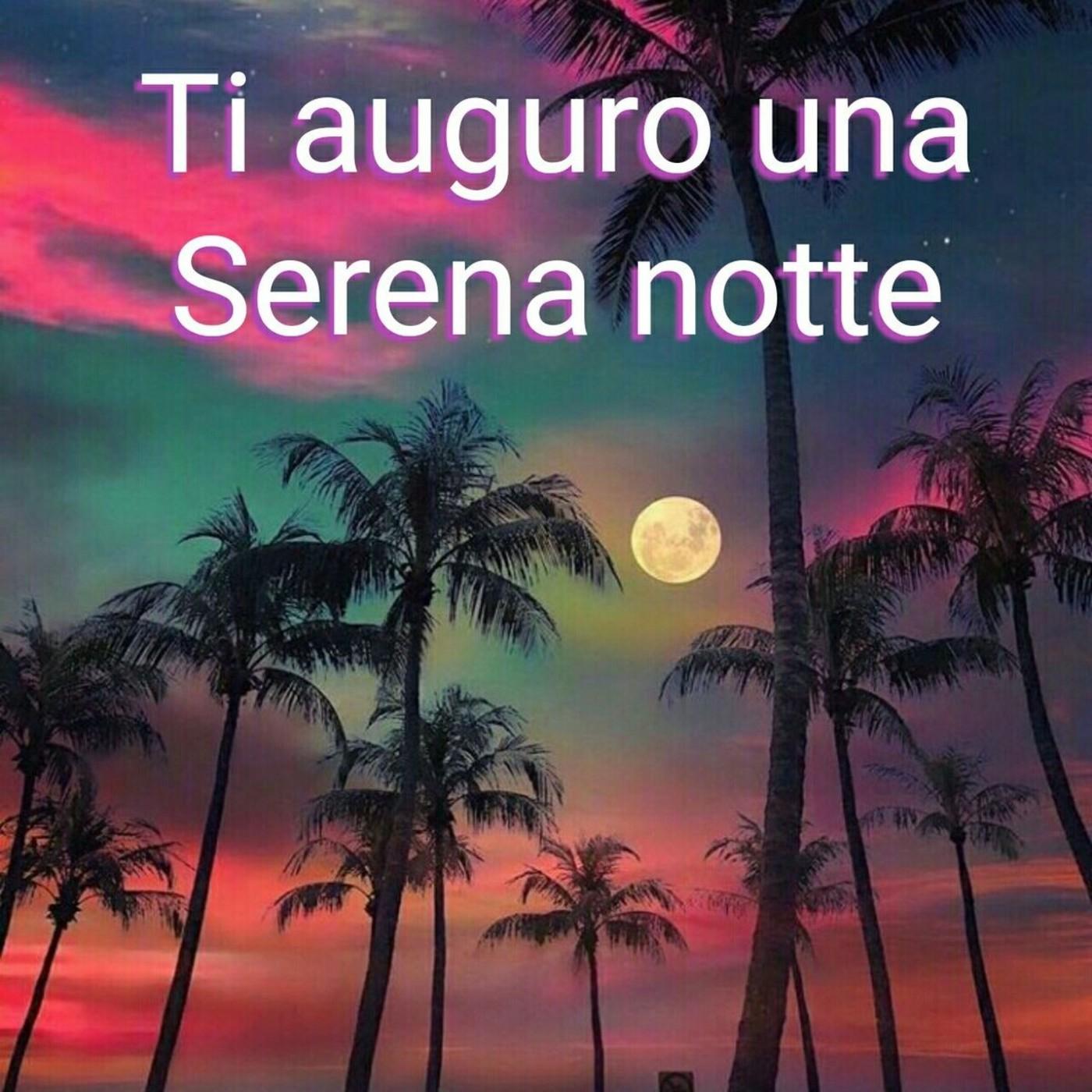 Ti Auguro Una Serena Notte 169 Buongiorno Immagini It