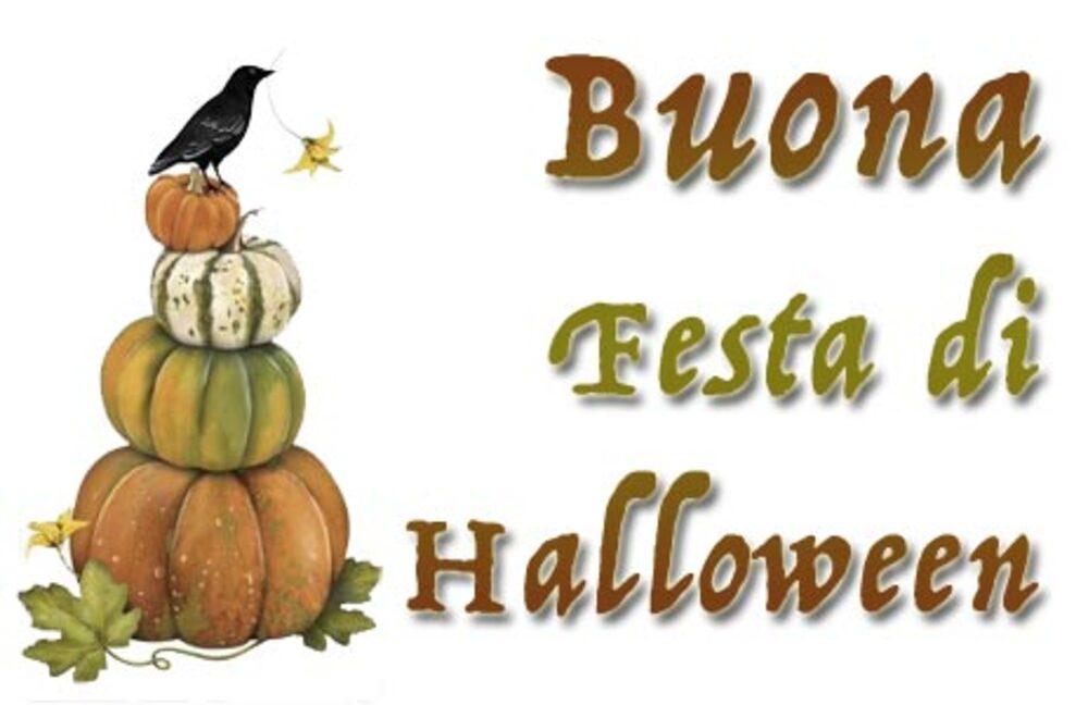 Buona Festa Di Halloween.Buona Festa Di Halloween Buongiorno Immagini It