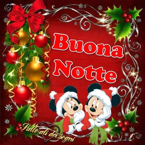 Buona Notte Natale Disney (1)